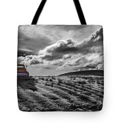 Le Camion Rouge Tote Bag