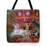 Le Carousel  Tote Bag
