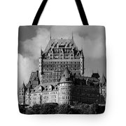Le Chateau Frontenac - Quebec City Tote Bag