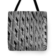 Le Chateau Frontenac Tote Bag by Juergen Weiss