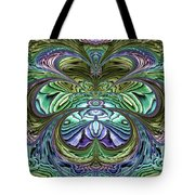 Le Jardin Secret Tote Bag