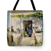 Le Mazet Tote Bag by Armand Coussens