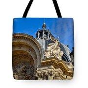 Le Petit Palais Tote Bag