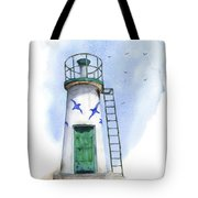 Le Phare Tote Bag