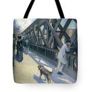 Le Pont De Tote Bag