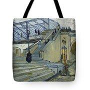Le Pont De Trinquetaille Tote Bag