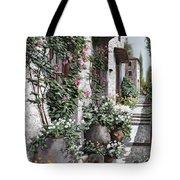 Le Rose Rampicanti Tote Bag