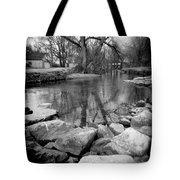 Le Tort Reflection Tote Bag