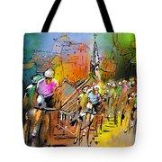 Le Tour De France 04 Tote Bag