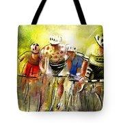 Le Tour De France 07 Tote Bag