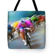 Le Tour De France 09 Tote Bag