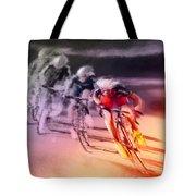 Le Tour De France 13 Tote Bag