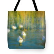 Lead Me Gently Home Tote Bag