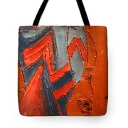 Lead Me Home - Tile Tote Bag