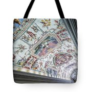 Leading To The Sistine Chapel Tote Bag