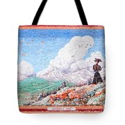 Leadville Colorado Vintage Billboard Tote Bag