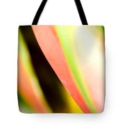 Leaf Abstract Tote Bag