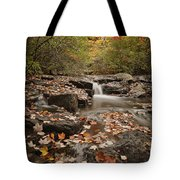 Leaf Confetti Tote Bag