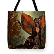 Leaf Elf Tote Bag