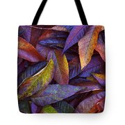 Leaf Ink Photo Designs  Tote Bag