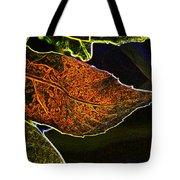 Leaf Interpretation Tote Bag