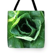 Leaf Lettuce Part 2 Tote Bag