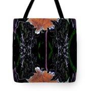 Leaf Melding Tote Bag