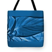 Leaf Of Plant Tote Bag