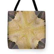Leaf On Bricks 6 Tote Bag