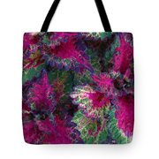 Leaf Power Tote Bag