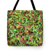 Leaf Riot - Tote Bag