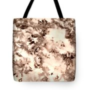 Leaf Stains Tote Bag