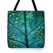 Leaf Study #4 Tote Bag
