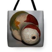 Leaf Vase Tote Bag