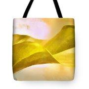 Leaf Y Tote Bag