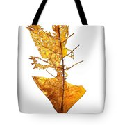 Leafcarving Tote Bag