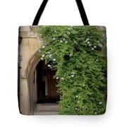 Leafy Archway  Tote Bag