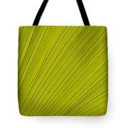 Leafy Leaf Tote Bag