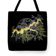 Leafy Sea Dragons Tote Bag by Anthony Jones
