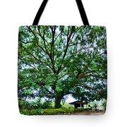 Leafy Tree Tote Bag