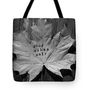 Leafy Vibes Tote Bag