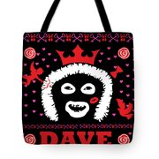 League Of Gentlemen Papa Lazarou Happy Valentine's Dave Tote Bag