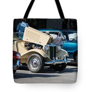 Leander Texas Car Show Viewing Tote Bag