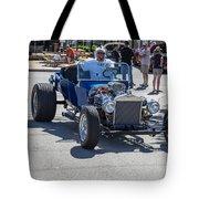 Leander Texas Car Show Riding High Tote Bag