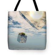 Leaps And Bounds Tote Bag