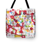 Learning Circuit Tote Bag