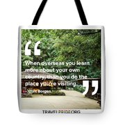Learning More Tote Bag