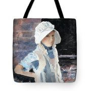 Learning The Past Tote Bag