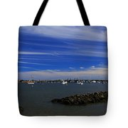 Learning To Breathe Again Tote Bag