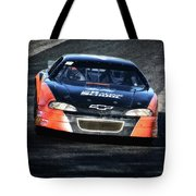 Learning To Speed Tote Bag